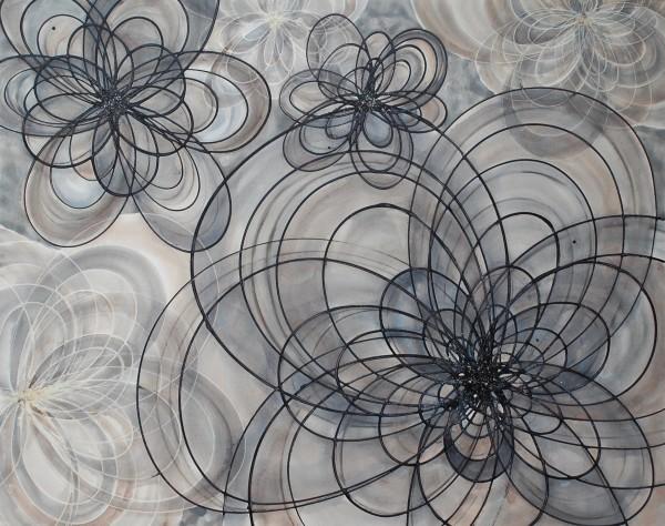 Resting in the Shadows by Melynda Van Zee
