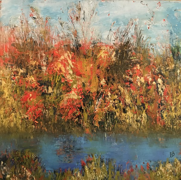 Stepping into Autumn by Ella Balkwill