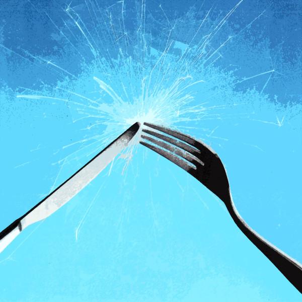 Eat by Gina Godfrey