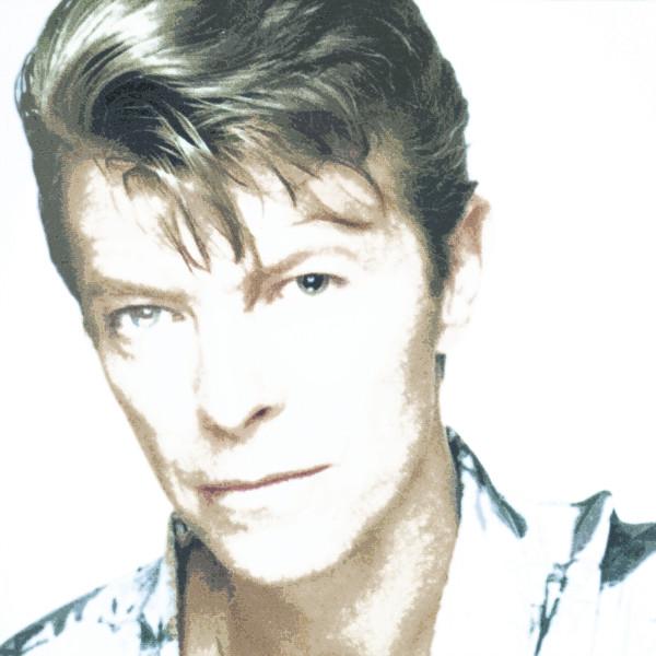 Bowie 5 by Gina Godfrey