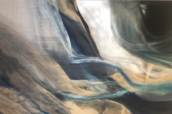 朱莉娅罗斯的另一个世界的抽象窗口