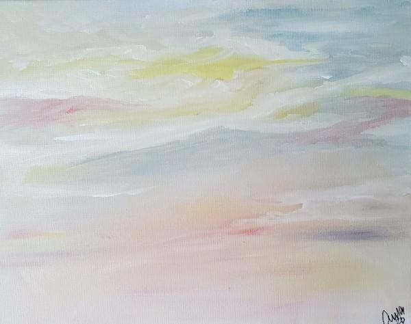 Sunset II by Ann Alexander
