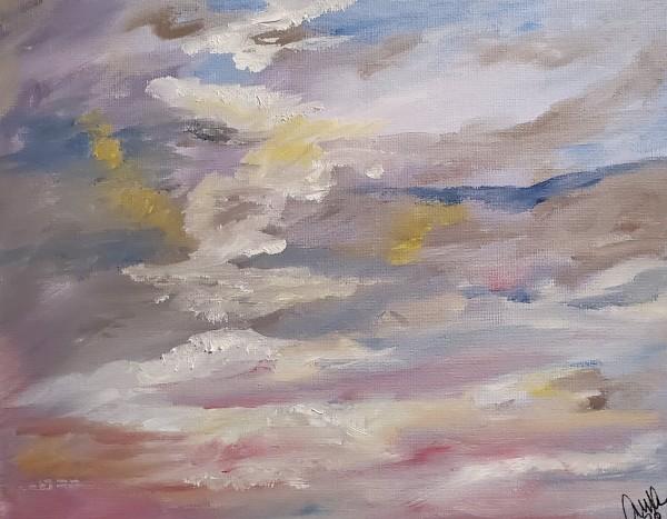Sunset III by Ann Alexander