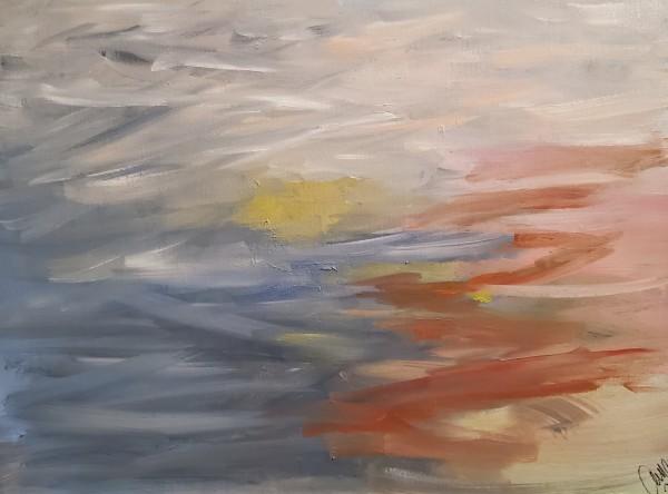 Sunset I by Ann Alexander