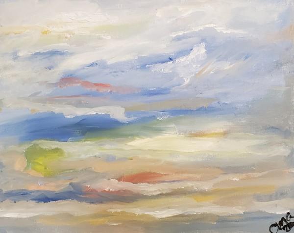 Sunset IV by Ann Alexander