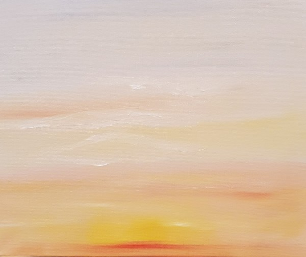 Sunset V by Ann Alexander
