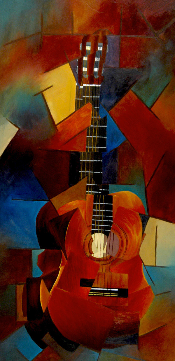 Guitar by Talisa Almonte