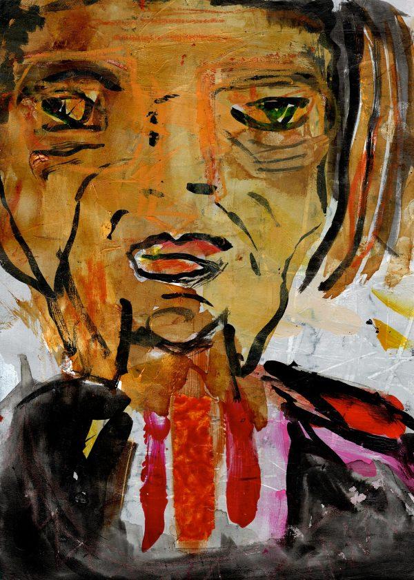 17.丽莎·索诺拉的《完美的红领带》