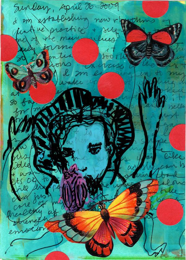 25.《王子和卡夫卡在地下世界里碰面喝茶》,作者:丽莎·索诺拉