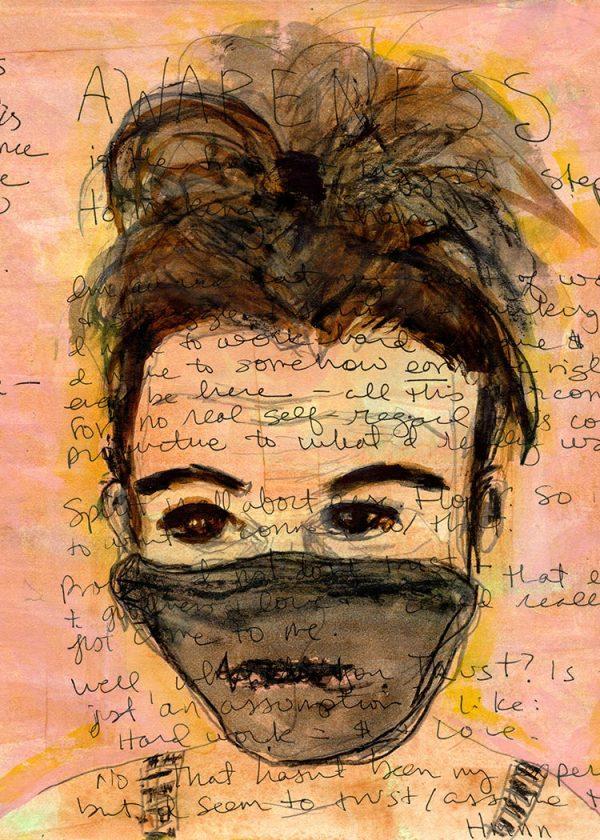 3.Lisa Sonora的DIY口罩