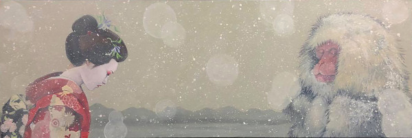 Winters Cold by Gabriela Sepulveda
