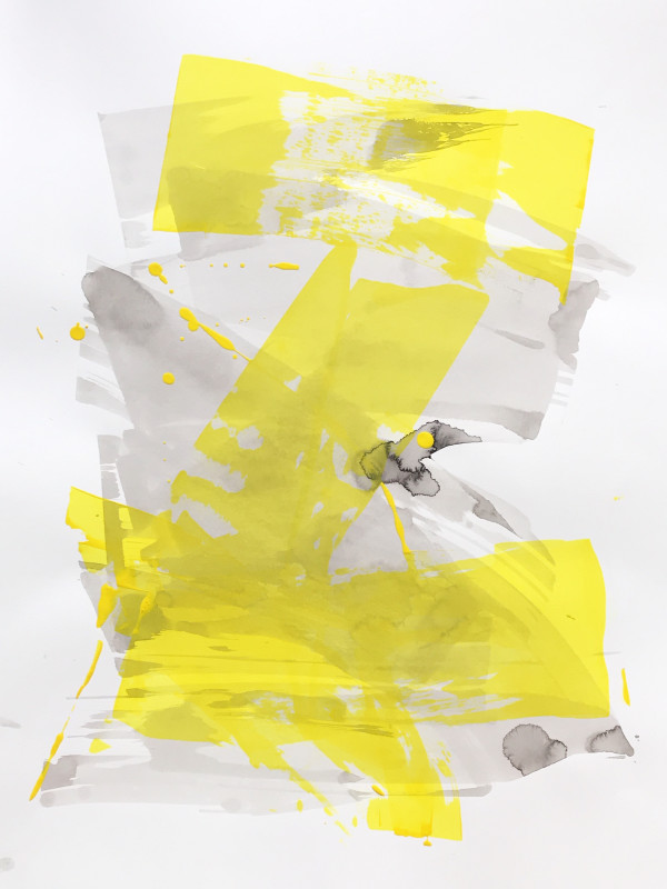 Untitled (Yellow) by michela sorrentino