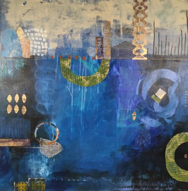 Profondeurs de l'océan by Steffanie Lorig
