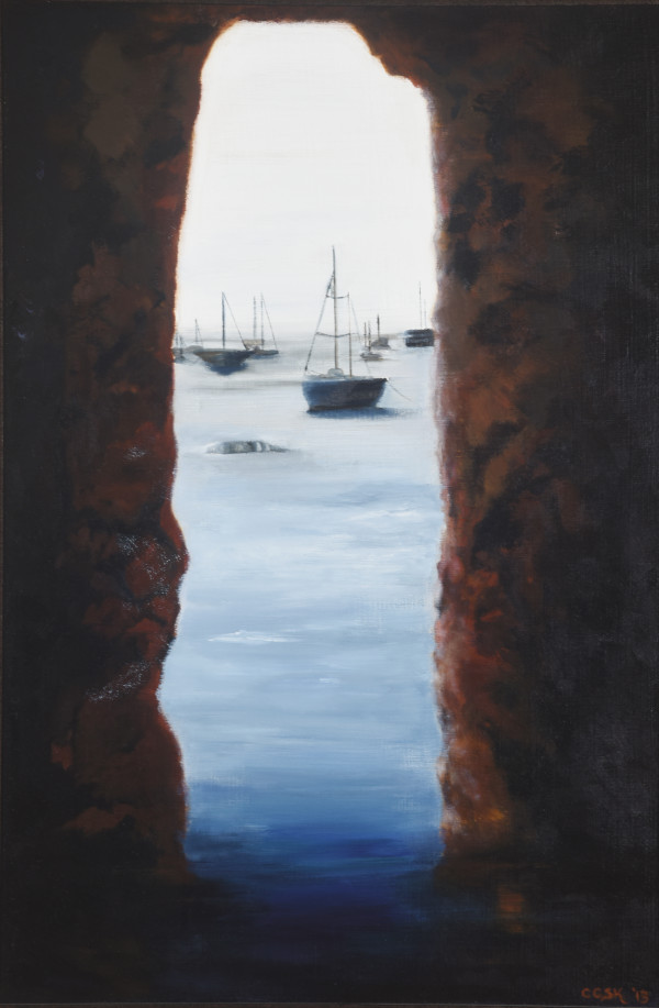 Hidden With A View by Carolyn Kleinberger