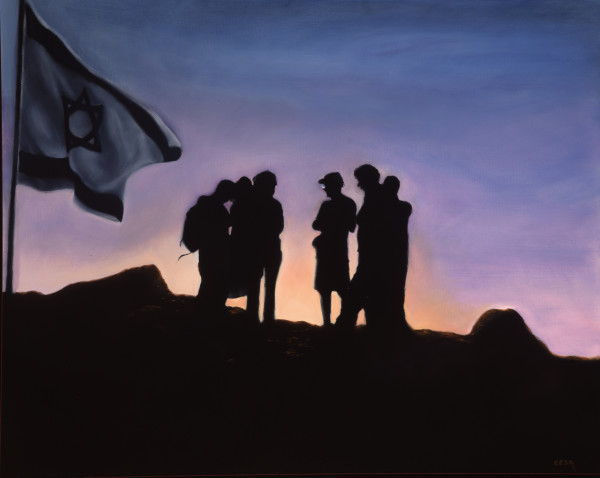 Silhouettes by Carolyn Kleinberger