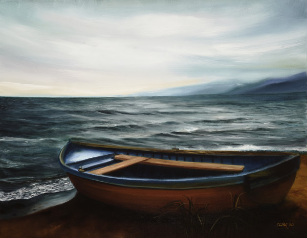 The Rowboat by Carolyn Kleinberger