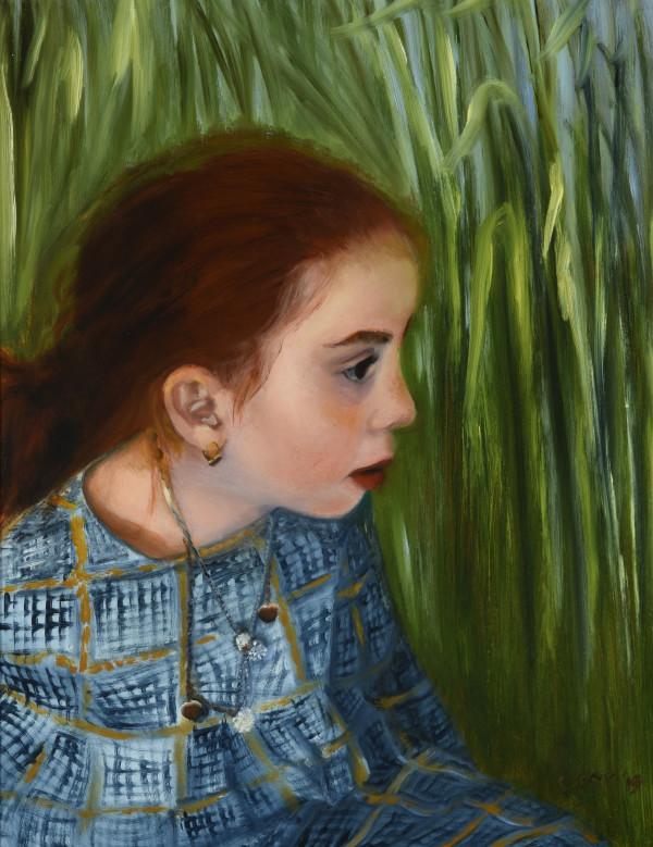 Miriam II by Carolyn Kleinberger