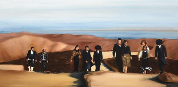 Sabbath Walk by Carolyn Kleinberger