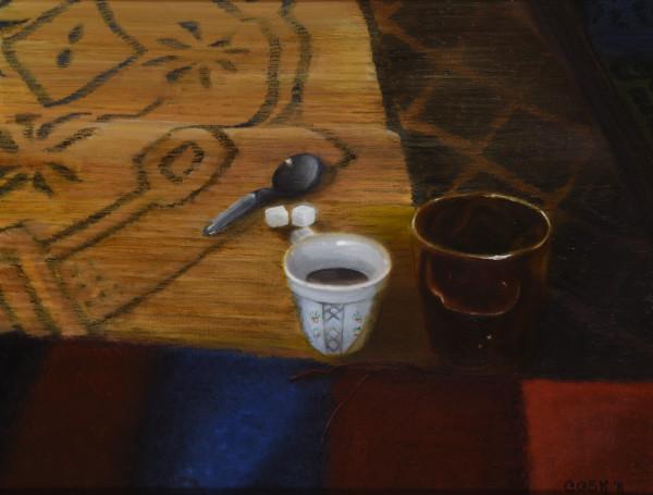 Turkish Breakfast II by Carolyn Kleinberger