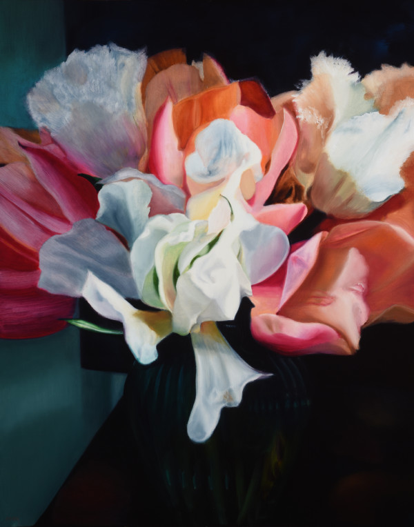 Penzance Bouquet by Carolyn Kleinberger