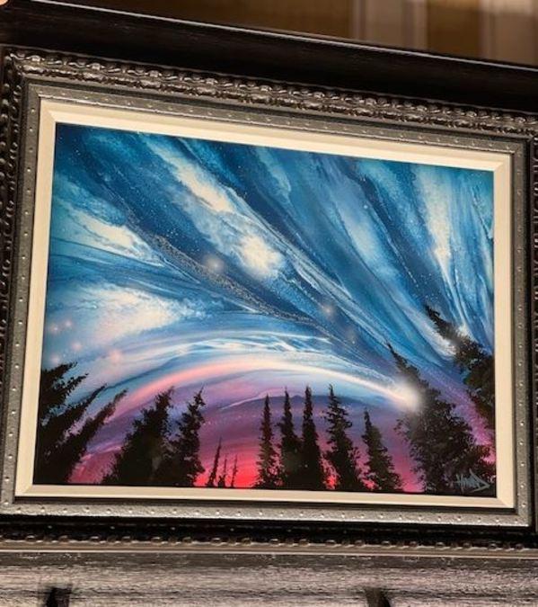 Skies of Wonder by Ashton Howard