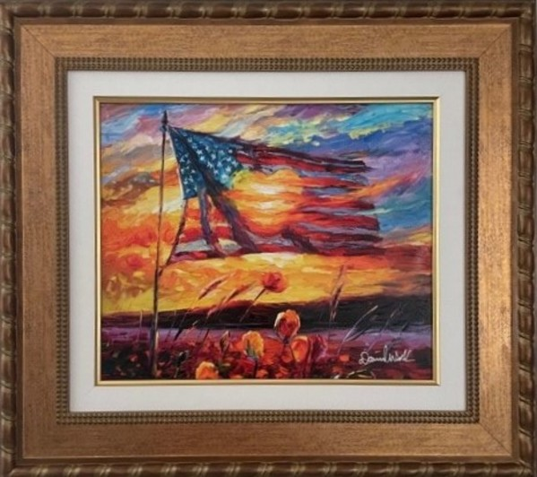 The American Dream by Daniel Wall