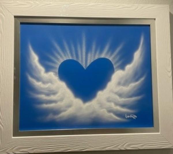 Hearts of Hope (W) by Michael Godard