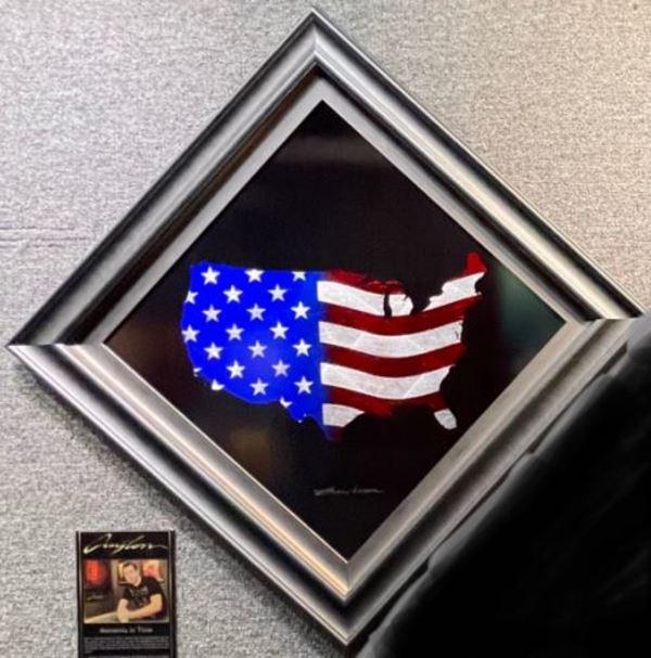America by Patrick Guyton