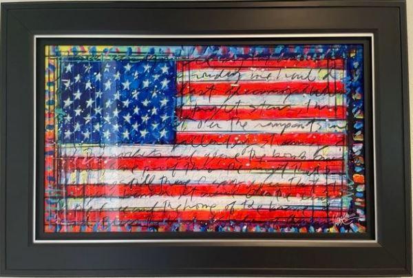 Yankee Doodle (Large Size) by Tim Yanke