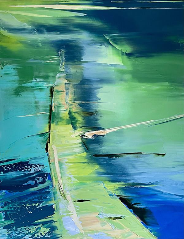 Hanging Lake III by Jami Nix Rahn