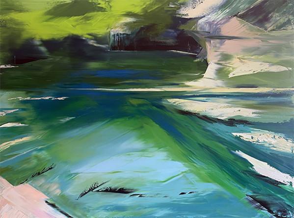 Hanging Lake II by Jami Nix Rahn
