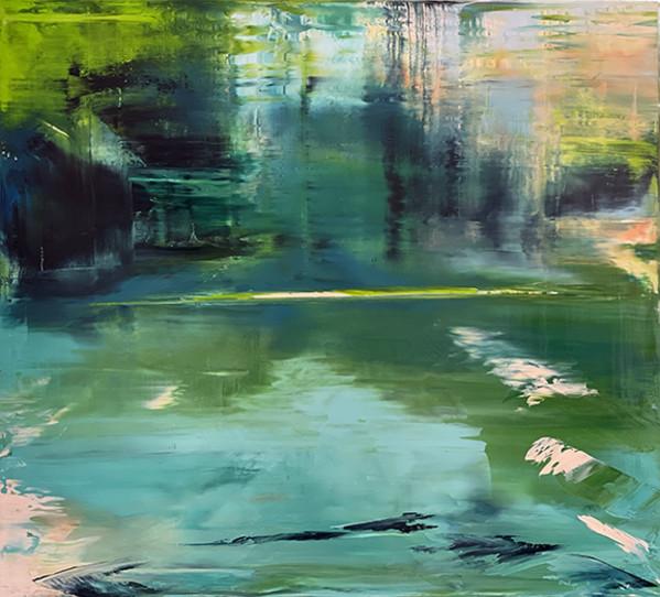 Hanging Lake by Jami Nix Rahn