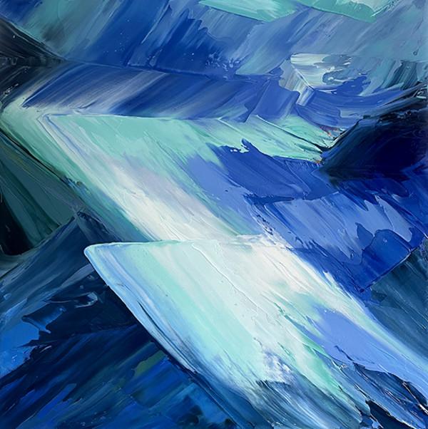 Blue II by Jami Nix Rahn