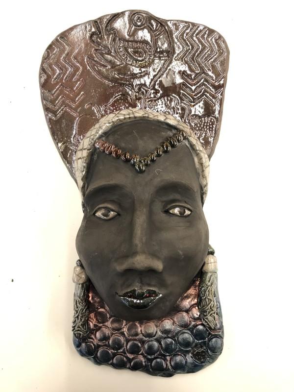 Mask by Mariana Sola