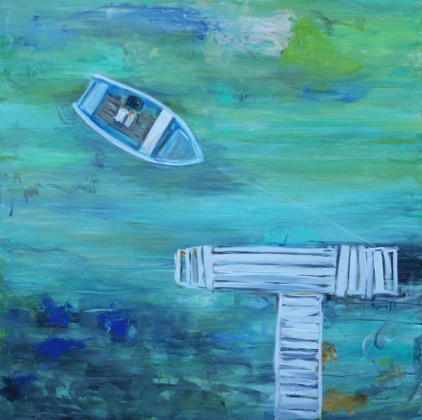 Stillness by Mariana Sola