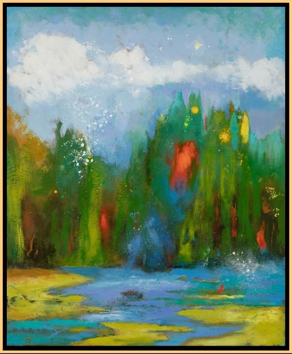 (A)spires by Leslie Neumann