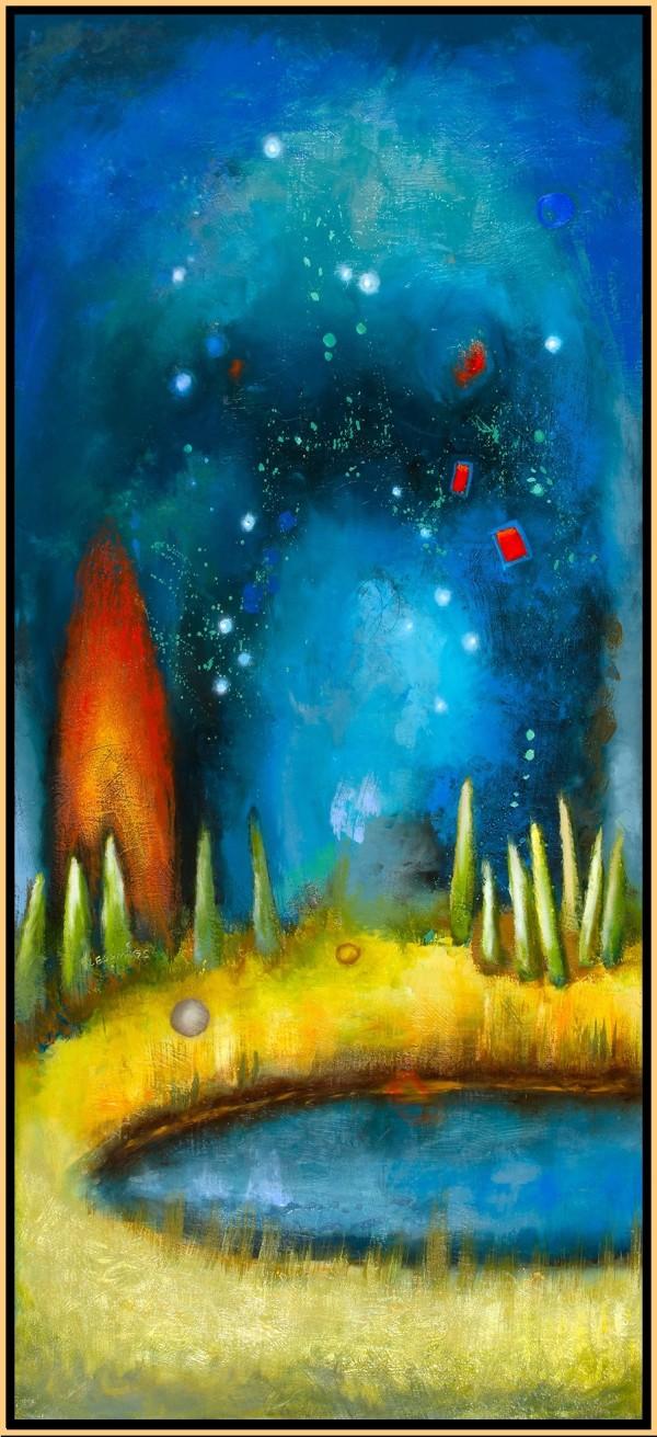 Heaven's Echo by Leslie Neumann