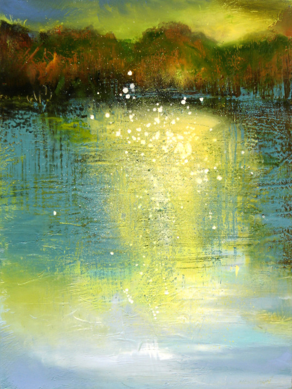 Reflections 3 #1 by Leslie Neumann