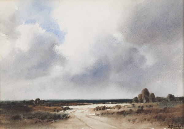 Landscape by John BARKER