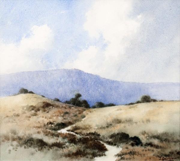 Landscape (Winding Track) by John BARKER