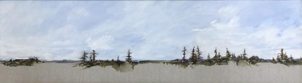 Inland Pond Series IP43-50 by Barbara Houston