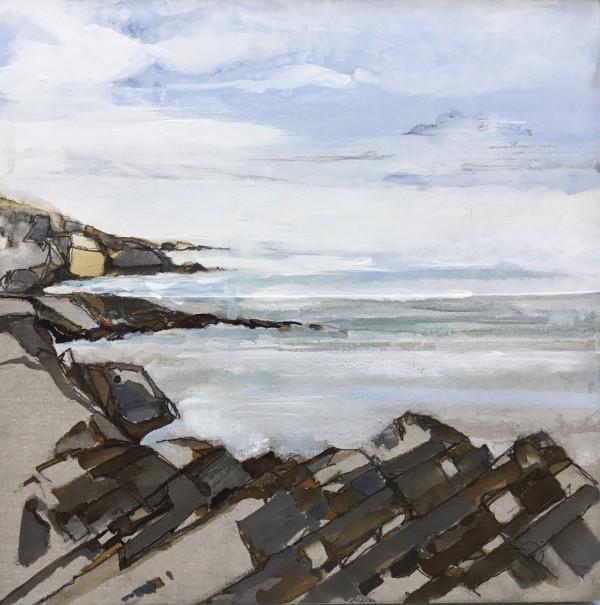 Water's Edge 6 by Barbara Houston