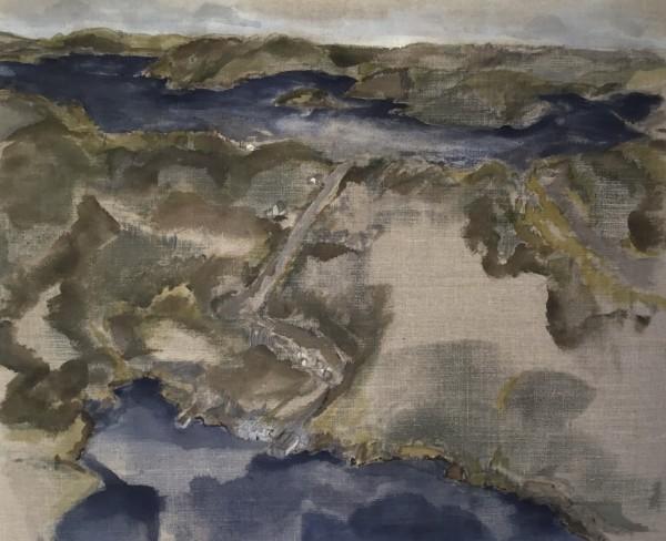 Untitled, Verso, 5 (Merritt's Harbour)