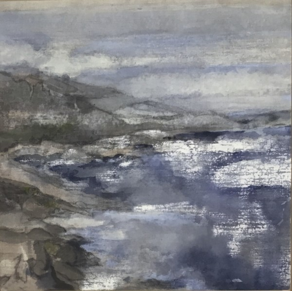 Untitled, Verso, 12 (Shoreline) by Barbara Houston