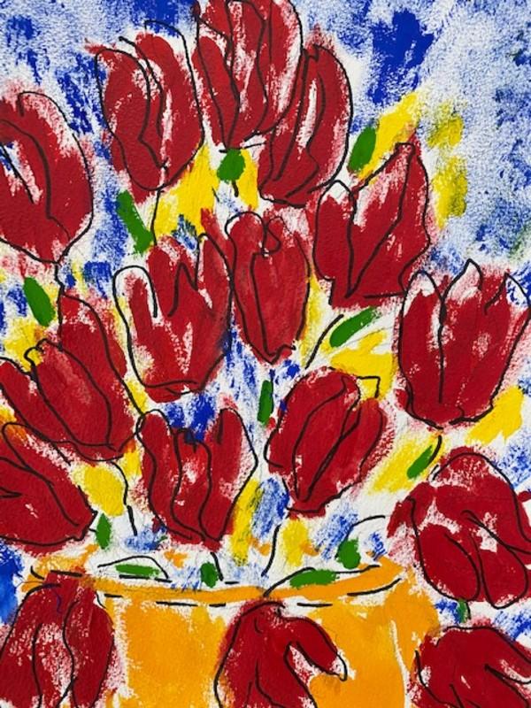 Floral Burst – 1