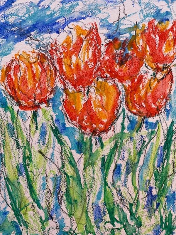 Floral Burst – 4