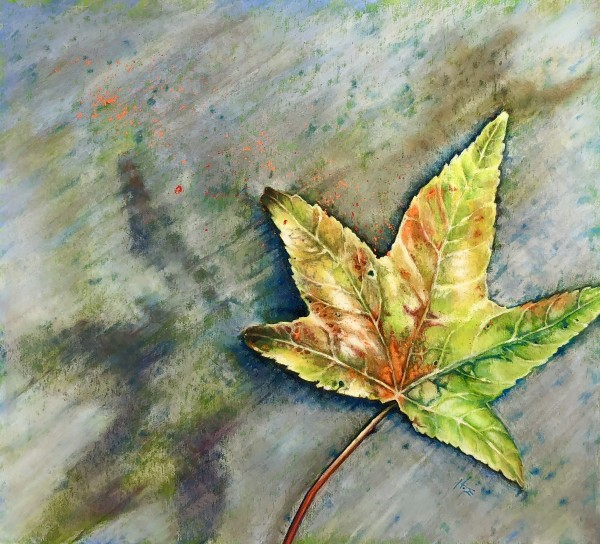 Autumn Repose V: Finding Silver by Hope Martin