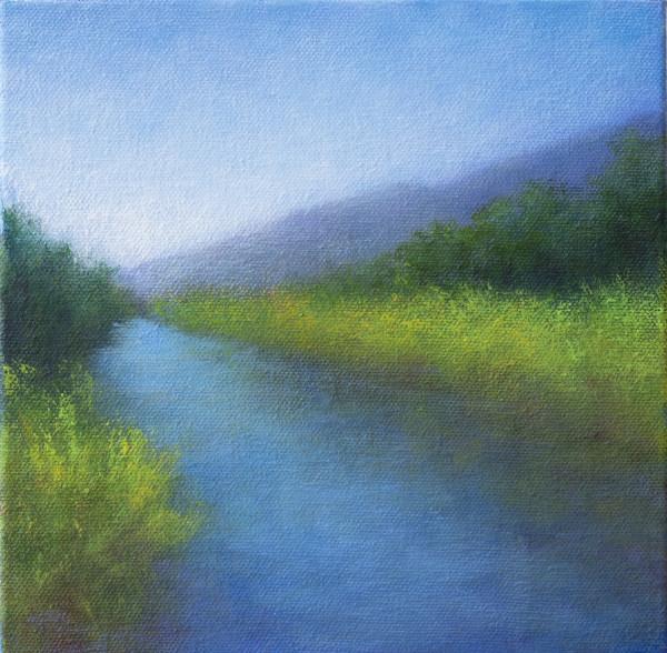 Russian River by Victoria Veedell