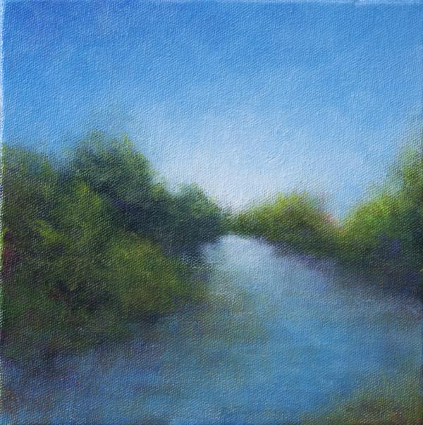 Summer Creek by Victoria Veedell