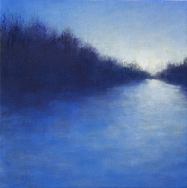 """To the Light 8"""" x 8"""" by Victoria Veedell"""